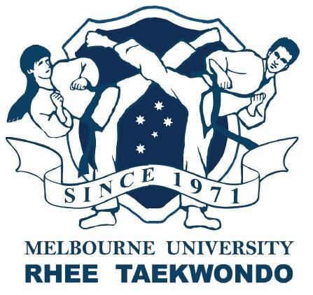 Melbourne University Rhee Taekwondo